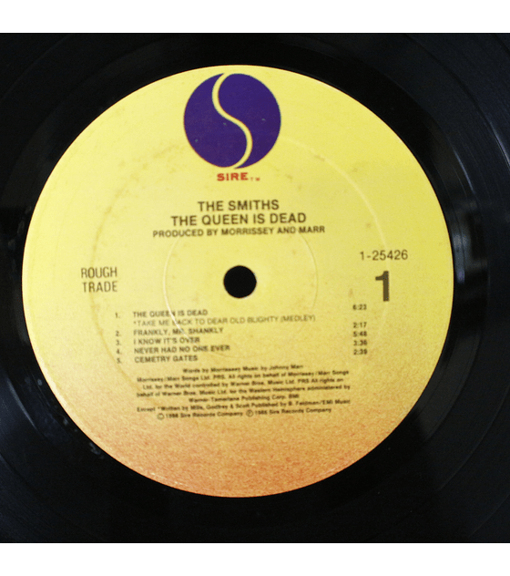 Smiths, The – The Queen Is Dead