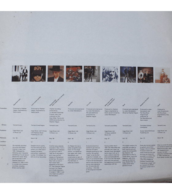 Pet Shop Boys – Discography (The Complete Singles Collection)