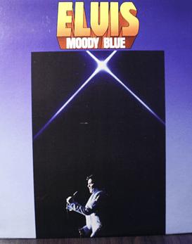 Elvis Presley – Moody Blue