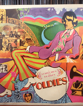 Beatles A Collection of Oldies