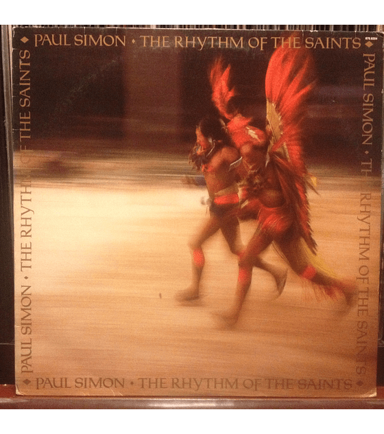Paul Simon The Rhythm of the Saints (Simon and garfunkel)