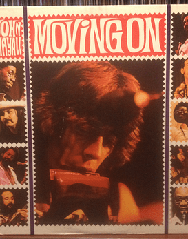 John Mayall Moving On