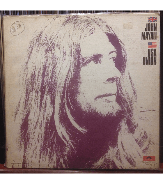 John Mayall USA Union
