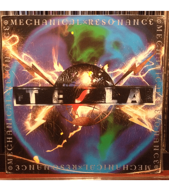 Tesla ‎Mechanical Resonance