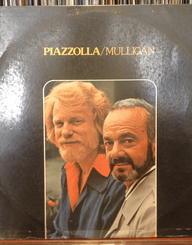 Astor Piazzolla / Gerry Mulligan ‎– Summit