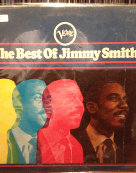 Jimmy Smith ‎– The Best Of Jimmy Smith