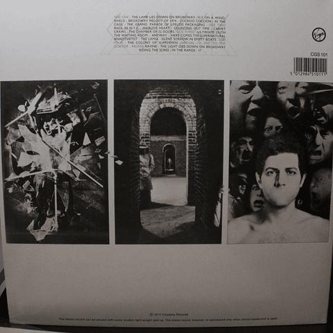 Genesis – The Lamb Lies Down On Broadway
