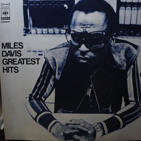 Miles Davis ‎– Greatest Hits Ed JAPON