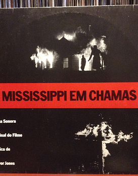 Trevor Jones ‎– Mississippi Burning (Original Soundtrack Recording)