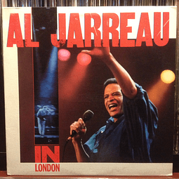Al Jarreau In London