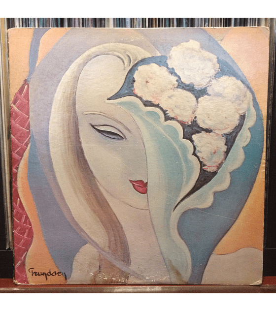 Derek And The Dominos (Eric Clapton)‎– Layla And Other Assorted Love Songs