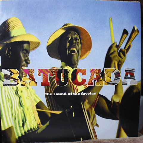 Various ‎– Batucada: The Sound Of The Favelas