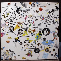 Led Zeppelin III ed JAPÓPN