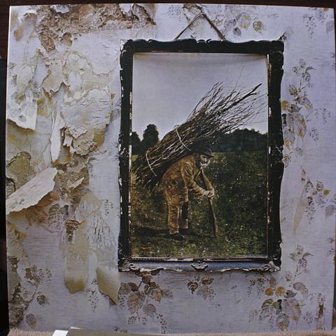Led Zeppelin IV Sozo Ed. Japón