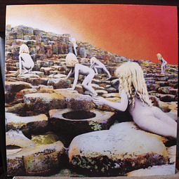 Led Zeppelin ‎– Houses Of The Holy Ed. Japón