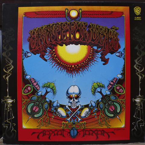 Grateful Dead – Aoxomoxoa Ed. UK
