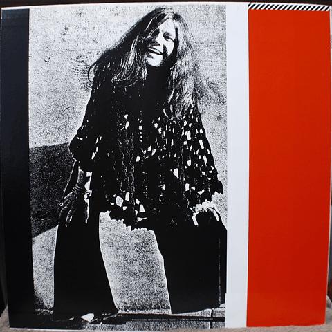 Janis Joplin Big Brother & The Holding Company – Cheap Thrills