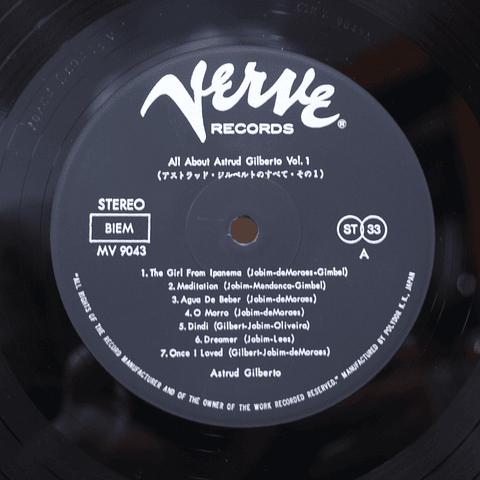 Astrud Gilberto – All About Astrud Gilberto