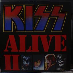 Kiss – Alive II Ed. Japón
