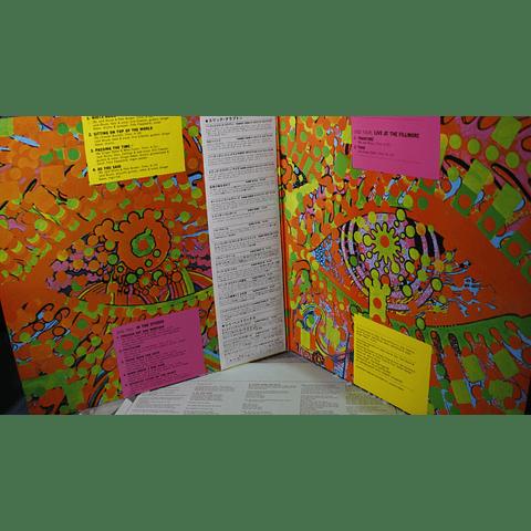 Cream Eric Clapton – Wheels Of Fire Ed. Japón