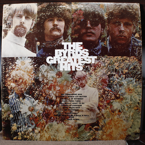 Byrds ‎– The Byrds' Greatest Hits