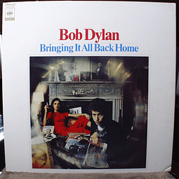 Bob Dylan ‎– Bringing It All Back Home Ed. Japón