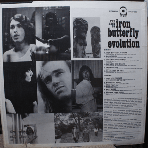 Iron Butterfly ‎– The Best Of