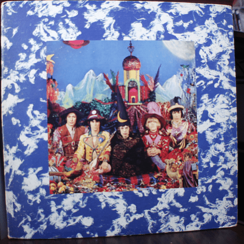 Rolling Stones ‎– Their Satanic Majesties Request