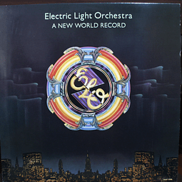 Electric Light Orchestra – A New World Record Ed. Japón