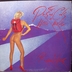 Roger Waters (Pink Floyd) – The Pros And Cons Of Hitch Hiking 1a Ed. USA - Sin Censura