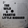 Little Richard ‎– The Wild & Frantic Little Richard