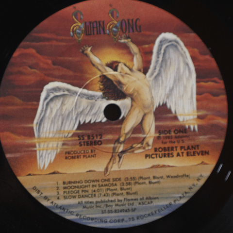 Robert Plant (Led Zeppelin) – Pictures At Eleven (1a Ed USA)