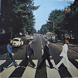 Beatles ‎– Abbey Road (Ed. Japón)