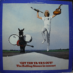 Rolling Stones – Get Yer Ya-Ya's Out! - The Rolling Stones In Concert (1a Ed USA)