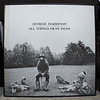 George Harrison ‎(Beatles) – All Things Must Pass (1a Ed. USA)