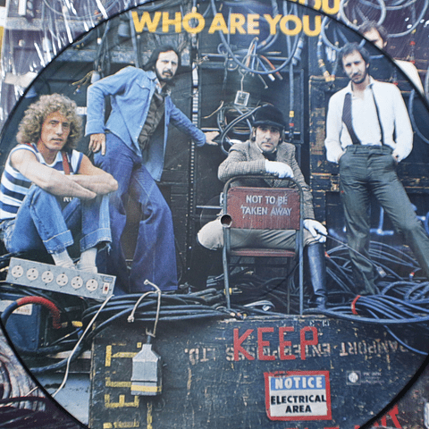 Who – Who Are You (Picture Disc Ed. Limitada)