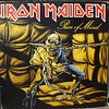 Iron Maiden ‎– Piece Of Mind (1a Ed. BR)