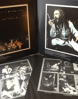 Jethro Tull ‎– Bursting Out: Jethro Tull Live
