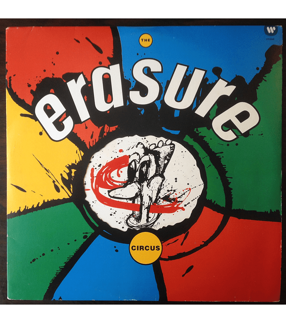 Erasure The Circus