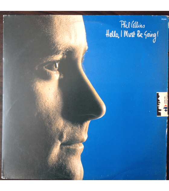 Phil Collins – Hello, I Must Be Going!