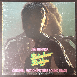 Jimi Hendrix ‎– Rainbow Bridge - Original Motion Picture Sound Track