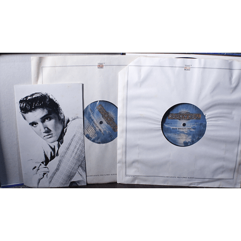 Elvis Presley: 1954-1961 (BOX 2xLPs, MONO, USA)