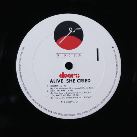 Doors – Alive, She Cried