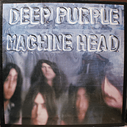 Deep Purple ‎– Machine Head (Ed. Japón)