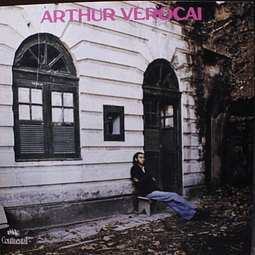 Arthur Verocai ‎– (Reed UK)