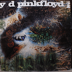 Pink Floyd ‎– A Saucerful Of Secrets (Ed UK '86)