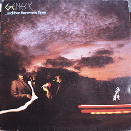 Genesis ‎– ...And Then There Were Three... (1a Ed USA)