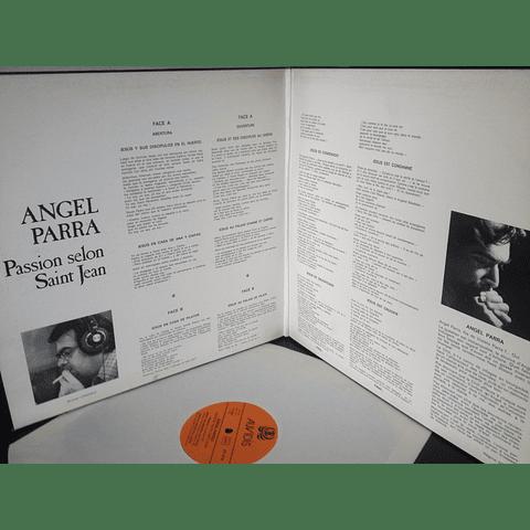 Angel Parra – Passion Selon Saint Jean