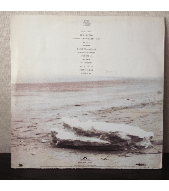 Cure, The – Standing On A Beach - The Singles