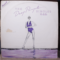 Deep Purple Singles A's & B's